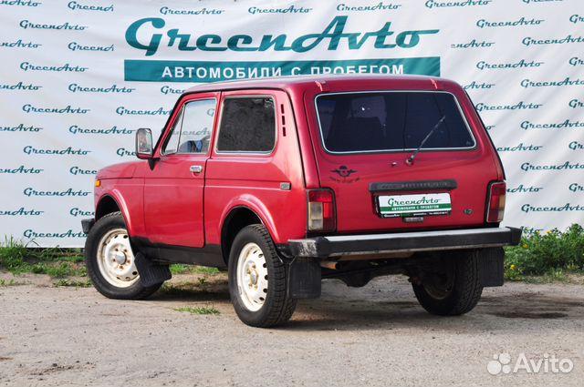 Купить ВАЗ (LADA) 4x4 (Нива) пробег 123 000.00 км 1994 год выпуска