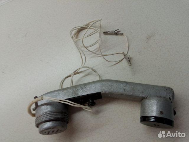 Телефонная трубка для прозвонки кабеля купить 3