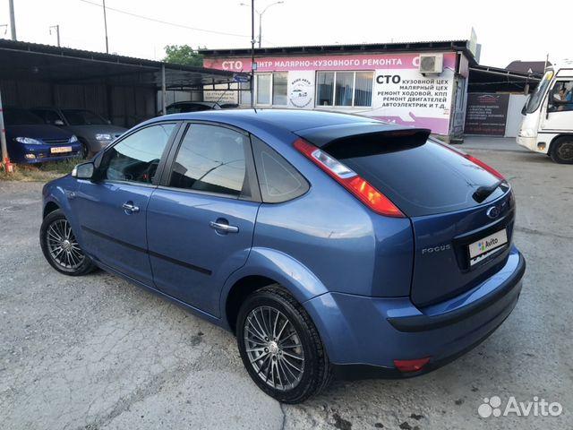 Купить Ford Focus пробег 136 000.00 км 2007 год выпуска