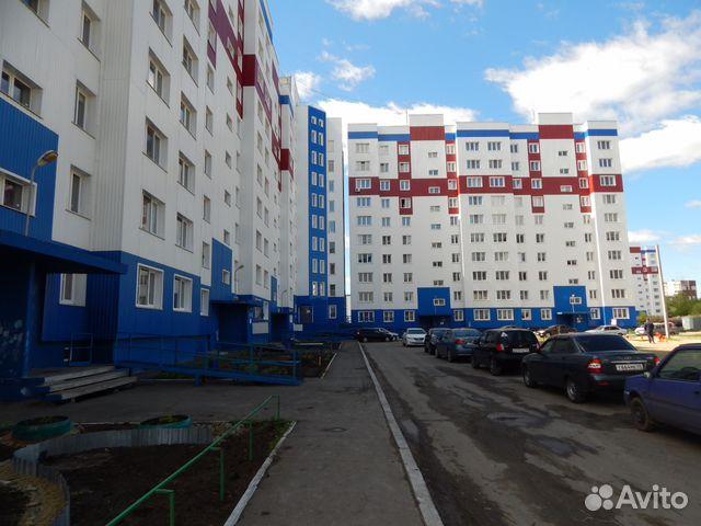 Продается однокомнатная квартира за 1 450 000 рублей. г Курган, мкр 5-й, д 17 к 4.