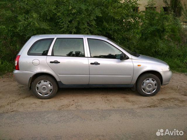 Купить ВАЗ (LADA) Kalina пробег 56 700.00 км 2012 год выпуска