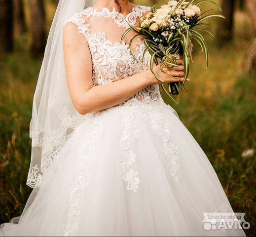 Brudklänning 89611955681 köp 1