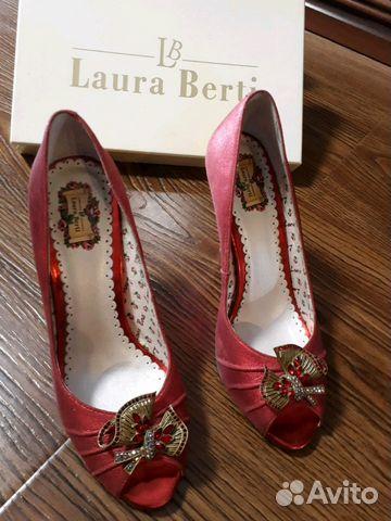 Туфли женские laura berti  89173735238 купить 1