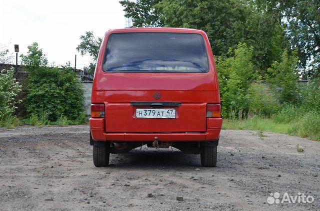 Купить Volkswagen Transporter пробег 300 000.00 км 1993 год выпуска