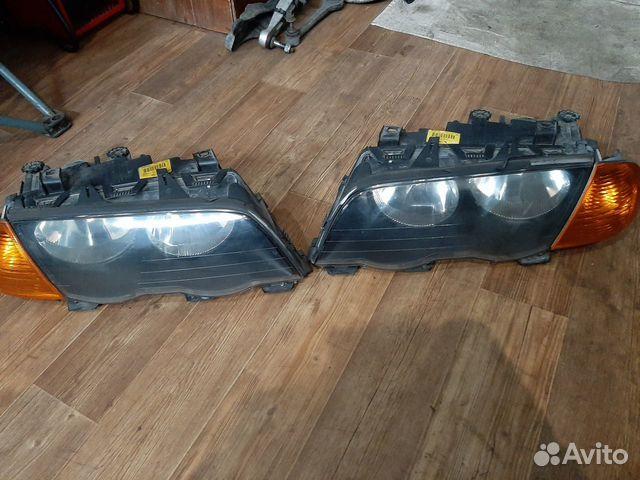 Передние фары BMW E46 89092098777 купить 1