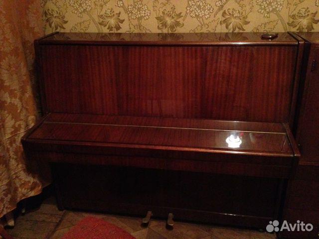 пианино заря фото