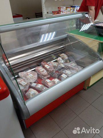 Холодильная витрина вхсн-1,2 Полюс купить 1