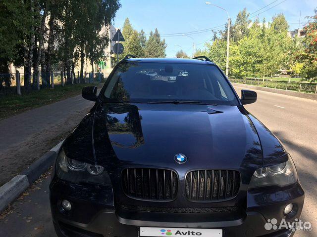 BMW X5, 2008  купить 2