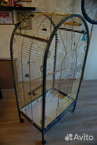 Клетка вольер для птиц