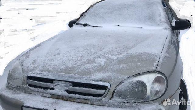 89657347629  Chevrolet Lanos 2007 год
