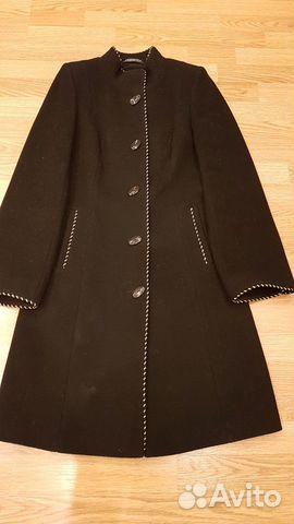 Пальто весна-осень, размер 44