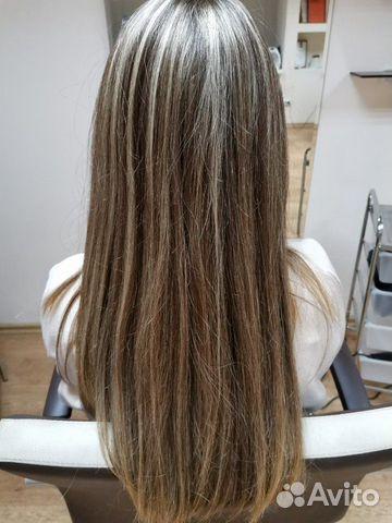 Кератиновое выпрямление волос, ботокс волос 89674481135 купить 2