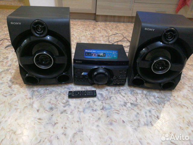 Музыкальный центр sony MHC M-60 D  купить 1