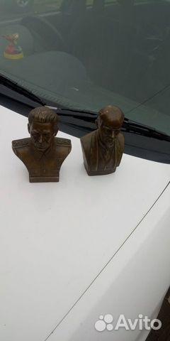 Бюсты Сталина и Ленина 89140578673 купить 1