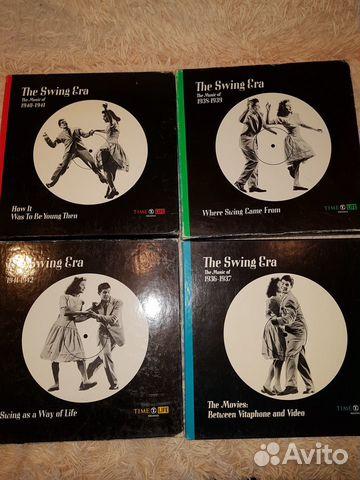 Swing Era, Mint, USA 1970 14 box, 42 pl 89185565096 купить 10
