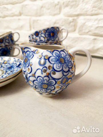 Чайный сервиз Императорский фарфор 89114895040 купить 2