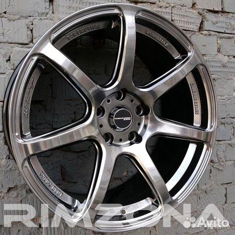 Новые диски Work Emotion T7R на Skoda, Volkswagen 89053000037 купить 2