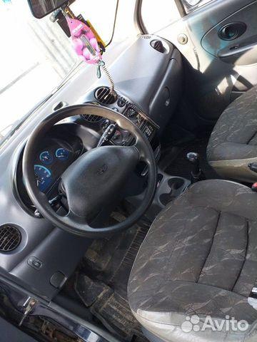 Daewoo Matiz, 2007 89100302249 купить 3