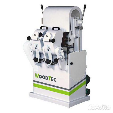 Machine kropotlivoj. WoodTec Grinding Round 60-1