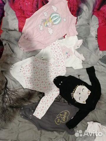 Вещи для девочки от 50 до 62 размера купить 9