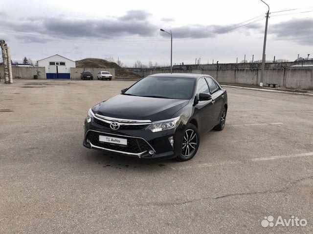Toyota Camry, 2017 88422250101 купить 4
