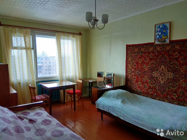 1-к квартира, 30.6 м², 5/5 эт. 89062856922 купить 1
