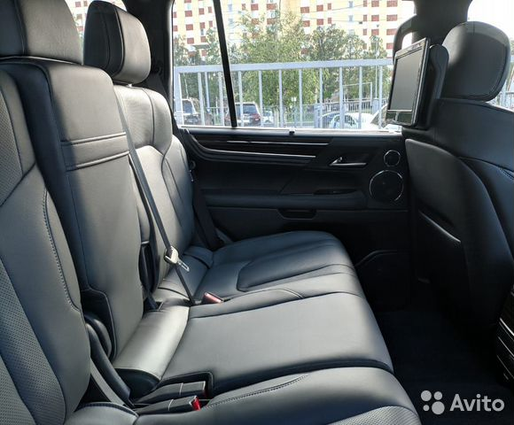 Lexus LX, 2019 купить 8