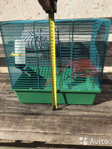 Клетка для крысы/хомяка 89911129494 купить 4
