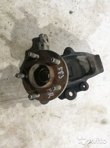 89026196331 Кулак поворотный передний правый Ford Focus III