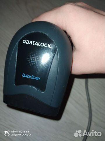 Сканеры штрих-кодов 89103936757 купить 1