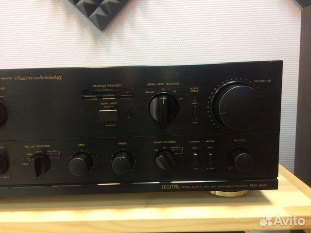 Усилитель Denon PMA-880D цап 89222200502 купить 5
