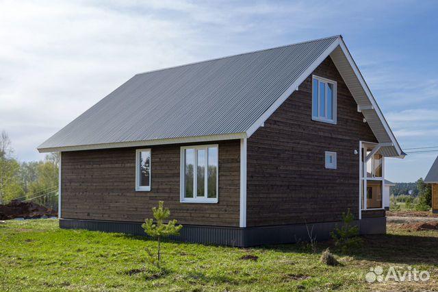 Дом 120 м² на участке 12 сот. 83412790711 купить 7