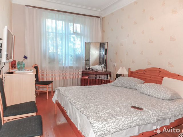 2-к квартира, 58.9 м², 2/4 эт.