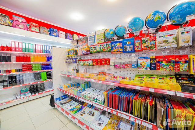 Магазин канцелярских товаров (более 3 лет работы) 89220004530 купить 1