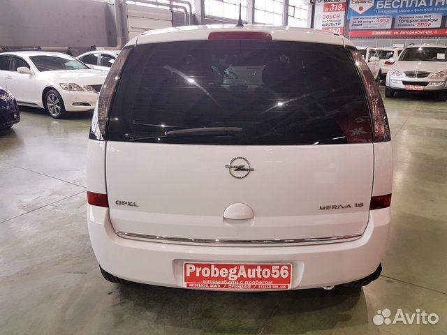Opel Meriva, 2007 89534550444 купить 3
