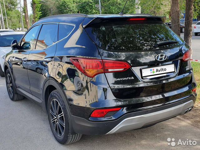 Hyundai Santa Fe, 2016 89123406495 купить 6