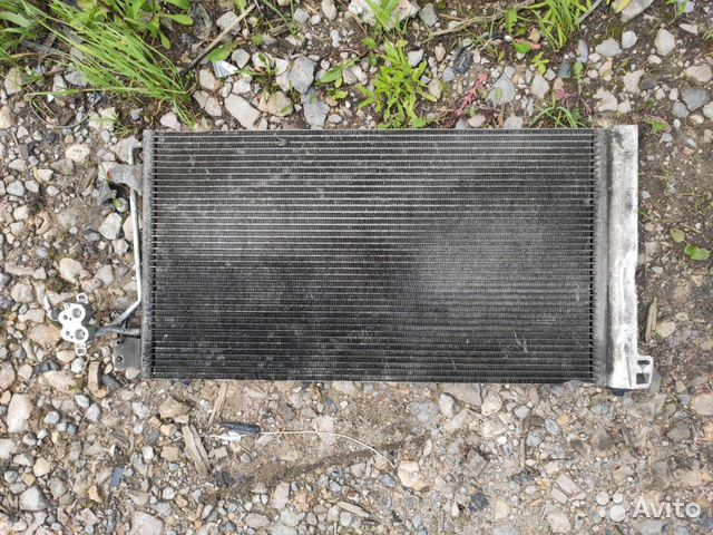 89190333000  Радиатор кондиционера Volkswagen Transporter T5