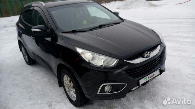 Hyundai ix35, 2012 89600081927 купить 3