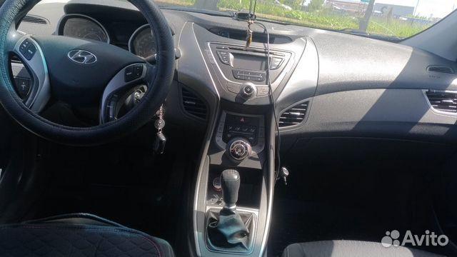 Hyundai Elantra, 2012 89068198337 купить 5