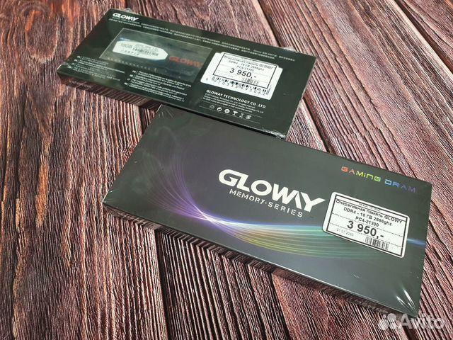 Новая Оперативная память glowy DDR4 16 GB 2666 GHZ купить 3