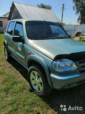 Chevrolet Niva, 2005  89601403054 купить 4