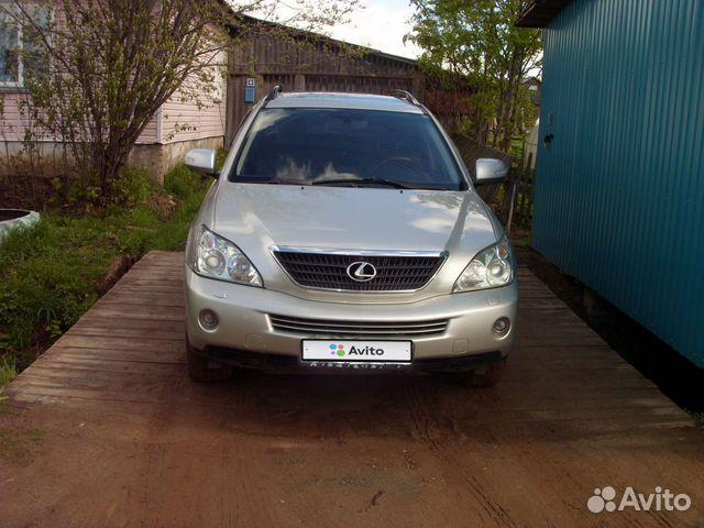 Lexus RX, 2007 89097188620 купить 4