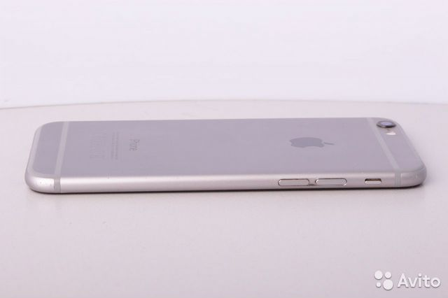 Телефон Apple iPhone 6 64 Gb Space Grey  88005554735 купить 5