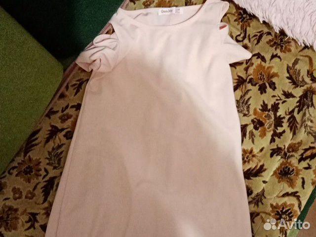 Платье розовое на девочку 12-14 лет 42 размер - 30  89198110367 купить 3