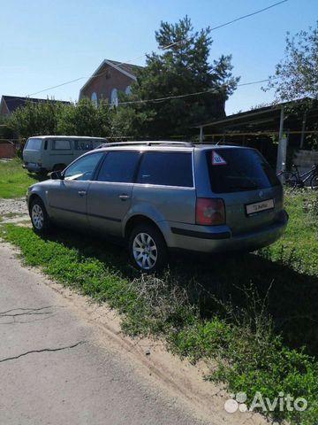 Volkswagen Passat, 2002  89281943661 купить 2