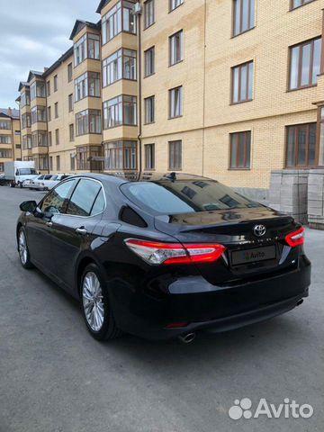 Toyota Camry, 2020  89656399770 купить 4