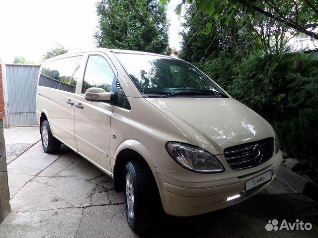 Mercedes-Benz Vito, 2006  89038421894 купить 1