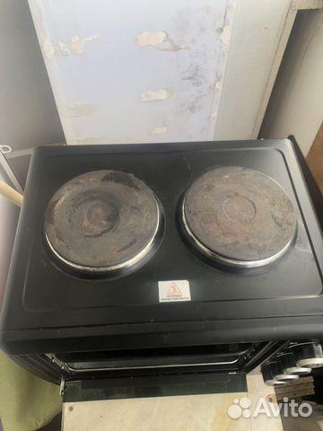 Духовка с плитой  купить 4
