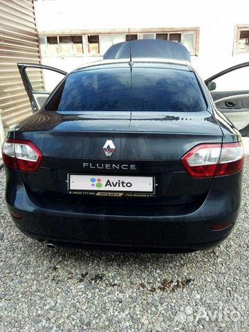 Renault Fluence, 2010  89066567890 купить 2
