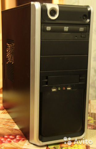 Компьютер i5-3330, 8GB, GTX 650  купить 5